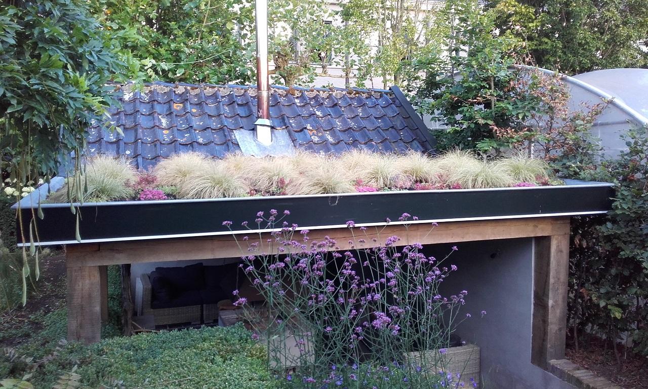 Project Verdiept Tuinhuis