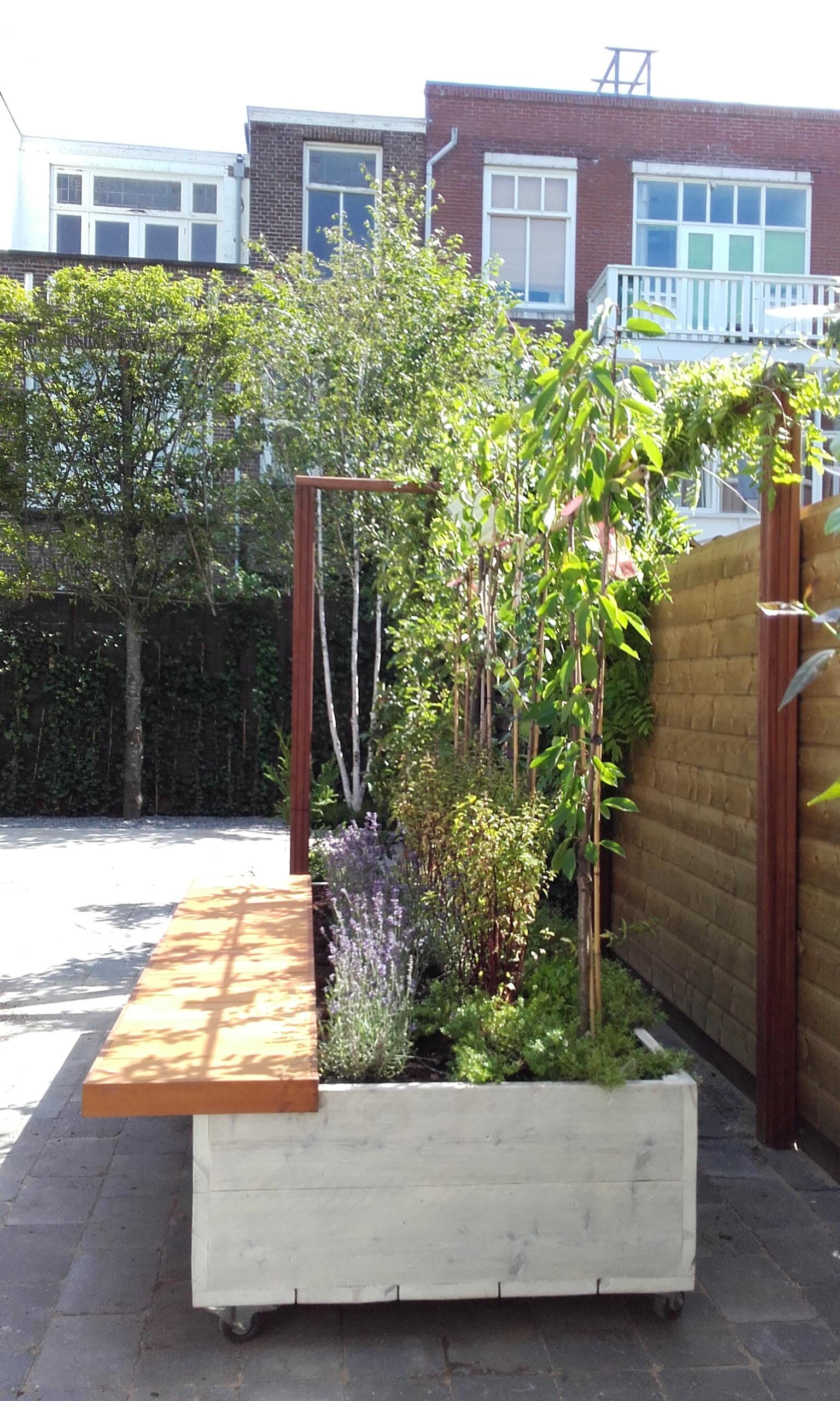 Project stads tuin Den Haag