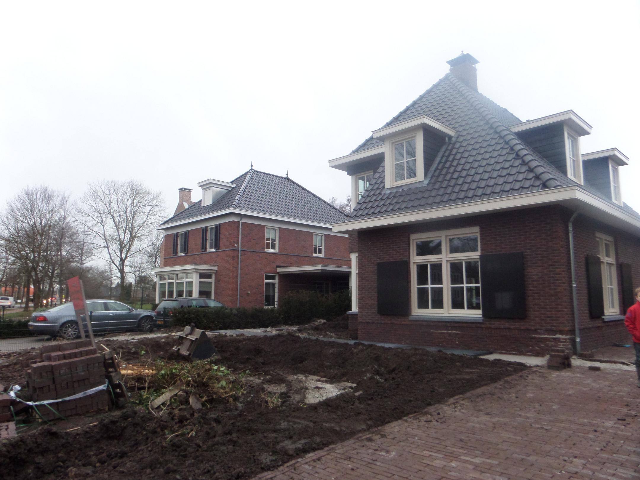 Project Thorbeckelaan Barneveld